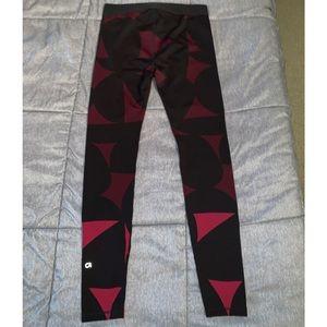 GAP Pants - Gap size M full length patterned leggings